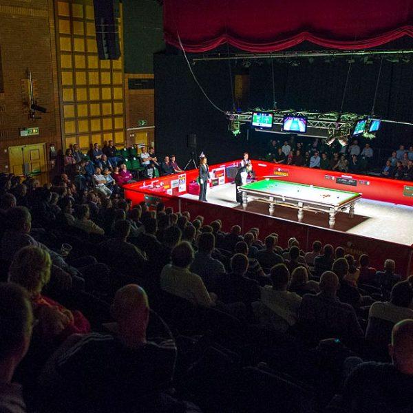Snooker Legends arena